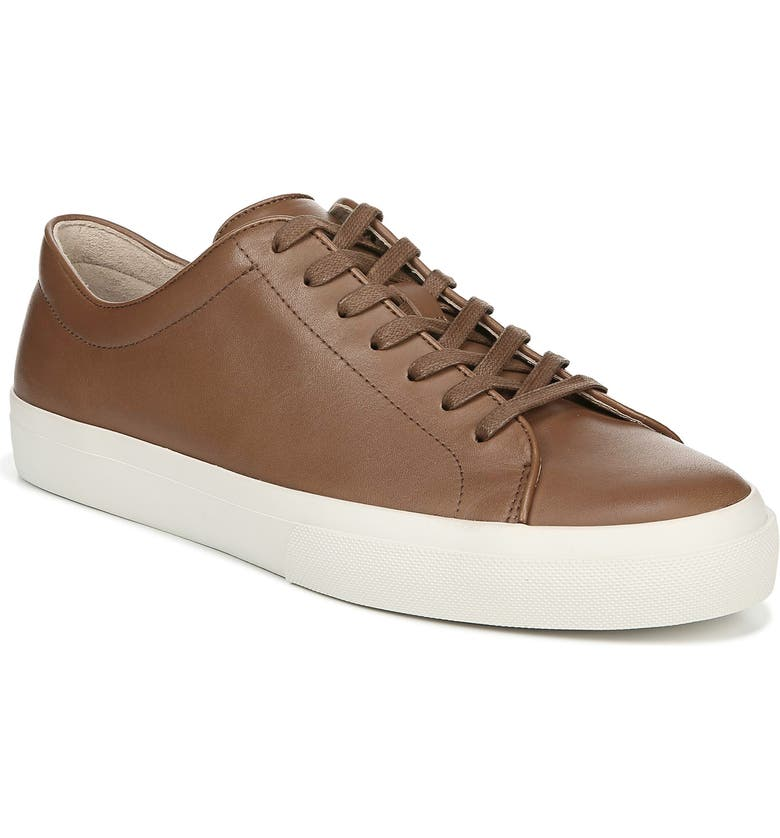 VINCE Farrell Sneaker, Main, color, LUGGAGE