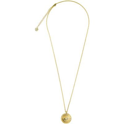 Jules Smith Sol Pendant Necklace