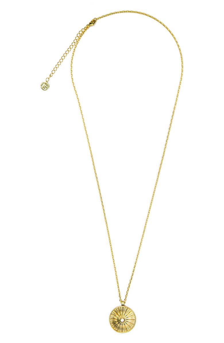 JULES SMITH Sol Pendant Necklace, Main, color, 710