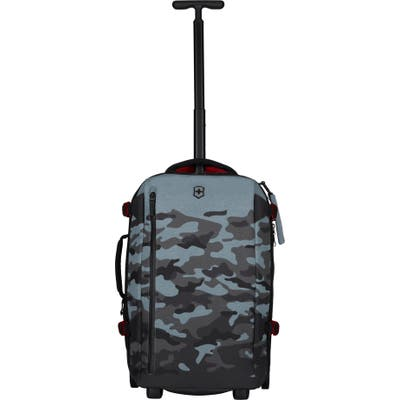 Victorinox Swiss Army Vx Touring 22-Inch Convertible Wheeled Duffle Bag - Grey