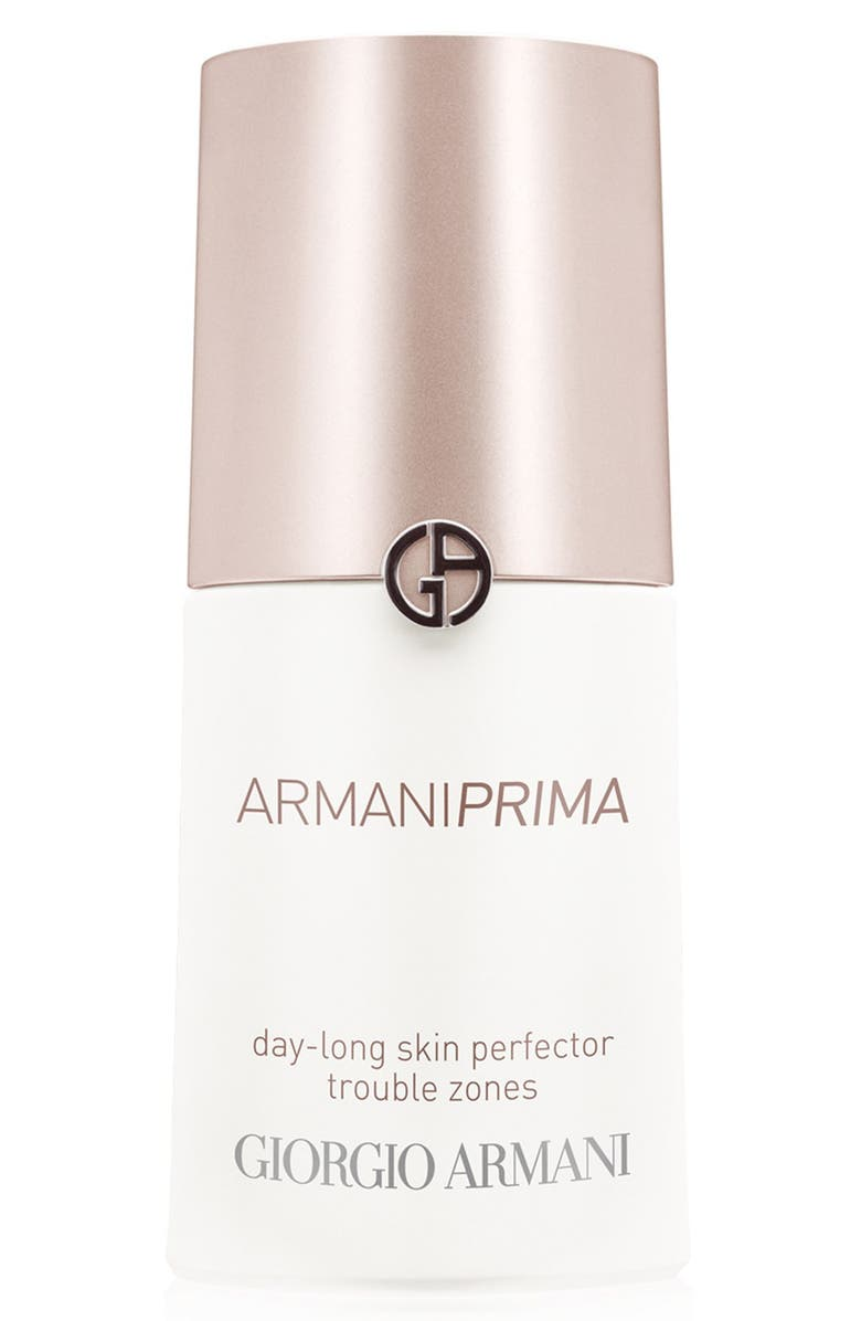 GIORGIO ARMANI Prima Day Long Skin Perfector Trouble Zones, Main, color, NO COLOR