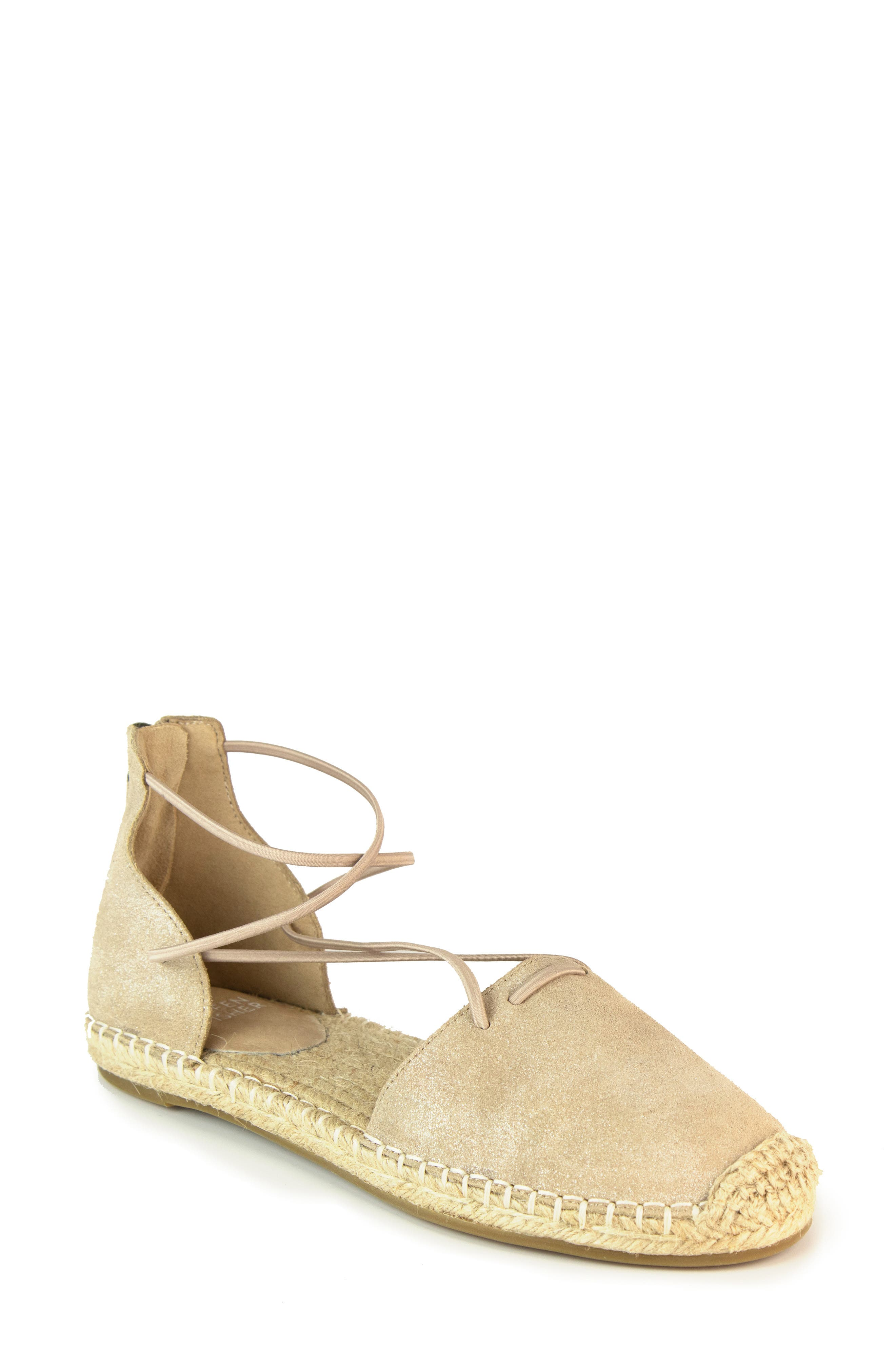 Image of Eileen Fisher Lace Espadrille