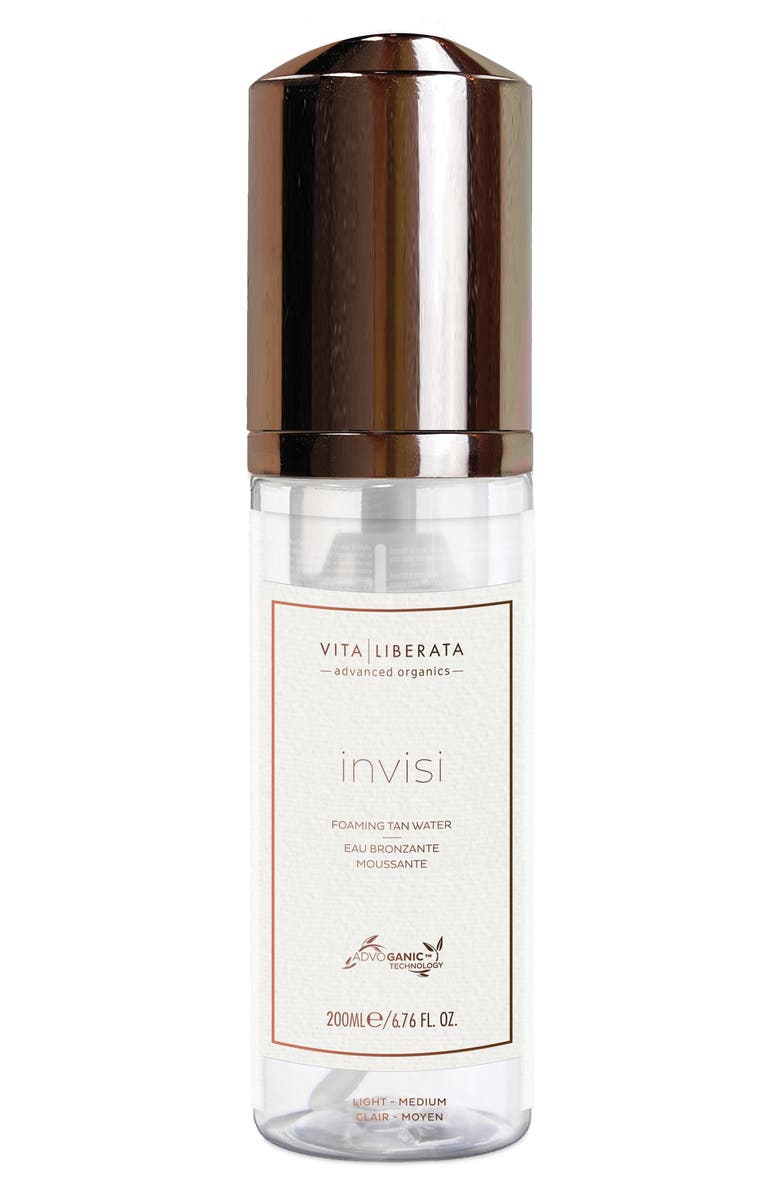 VITA LIBERATA Invisi Foaming Tan Water, Main, color, FAIR/MEDIUM