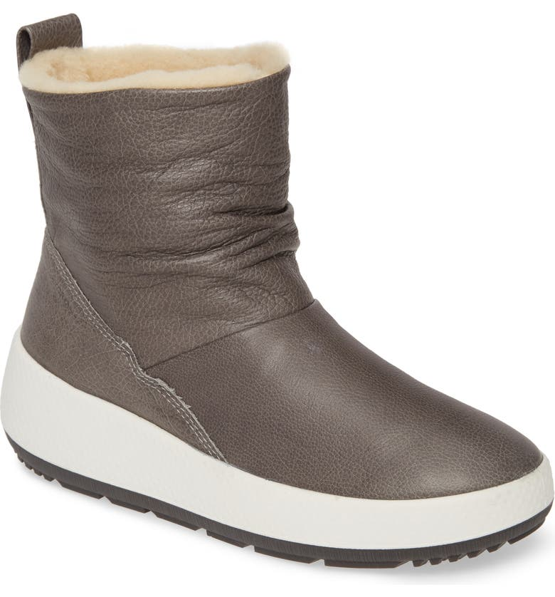latest design outlet for sale special for shoe ECCO Ukiuk 2.0 Genuine Shearling Boot (Women) | Nordstrom