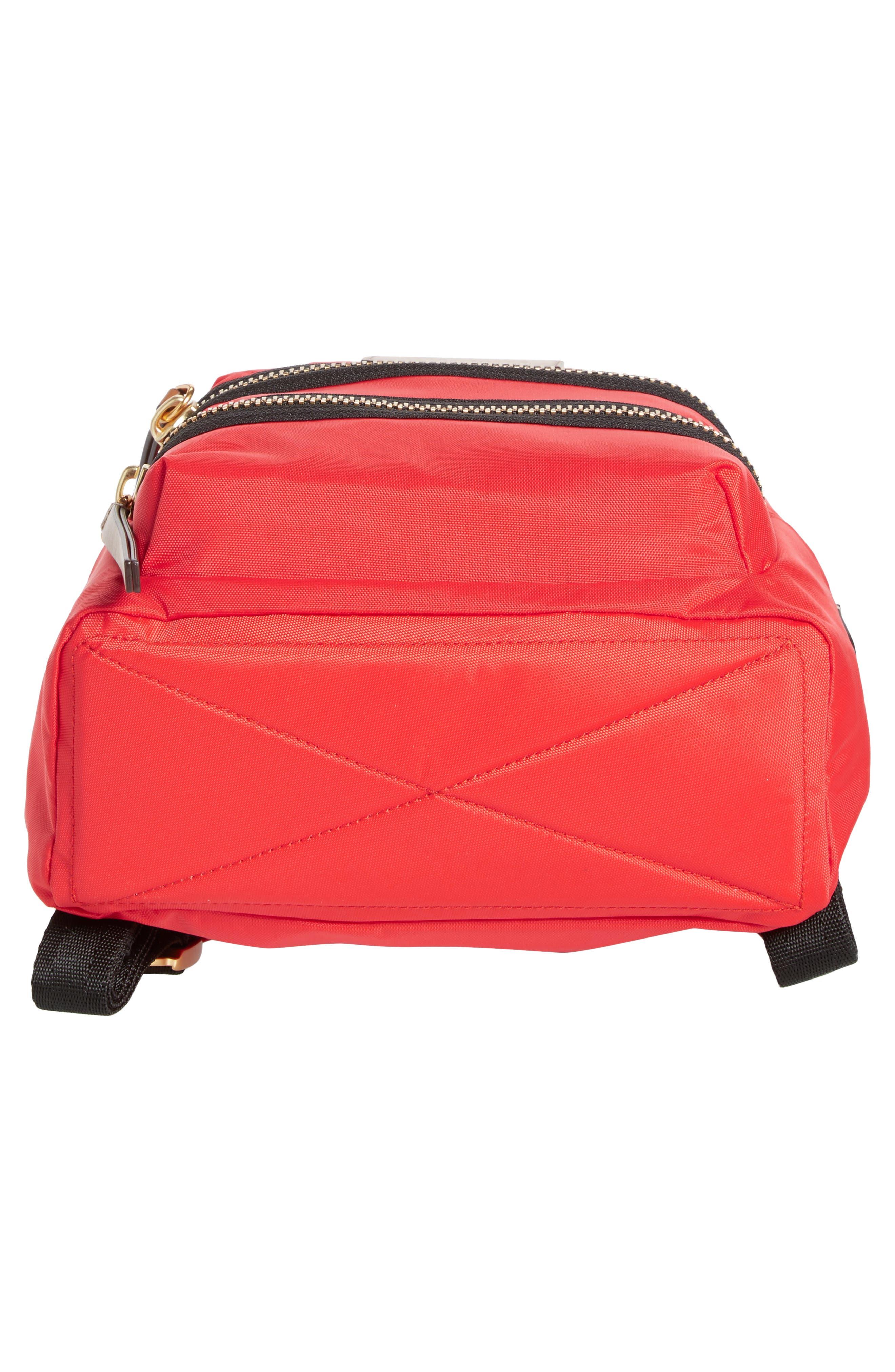 ,                             'Mini Biker' Nylon Backpack,                             Alternate thumbnail 25, color,                             600