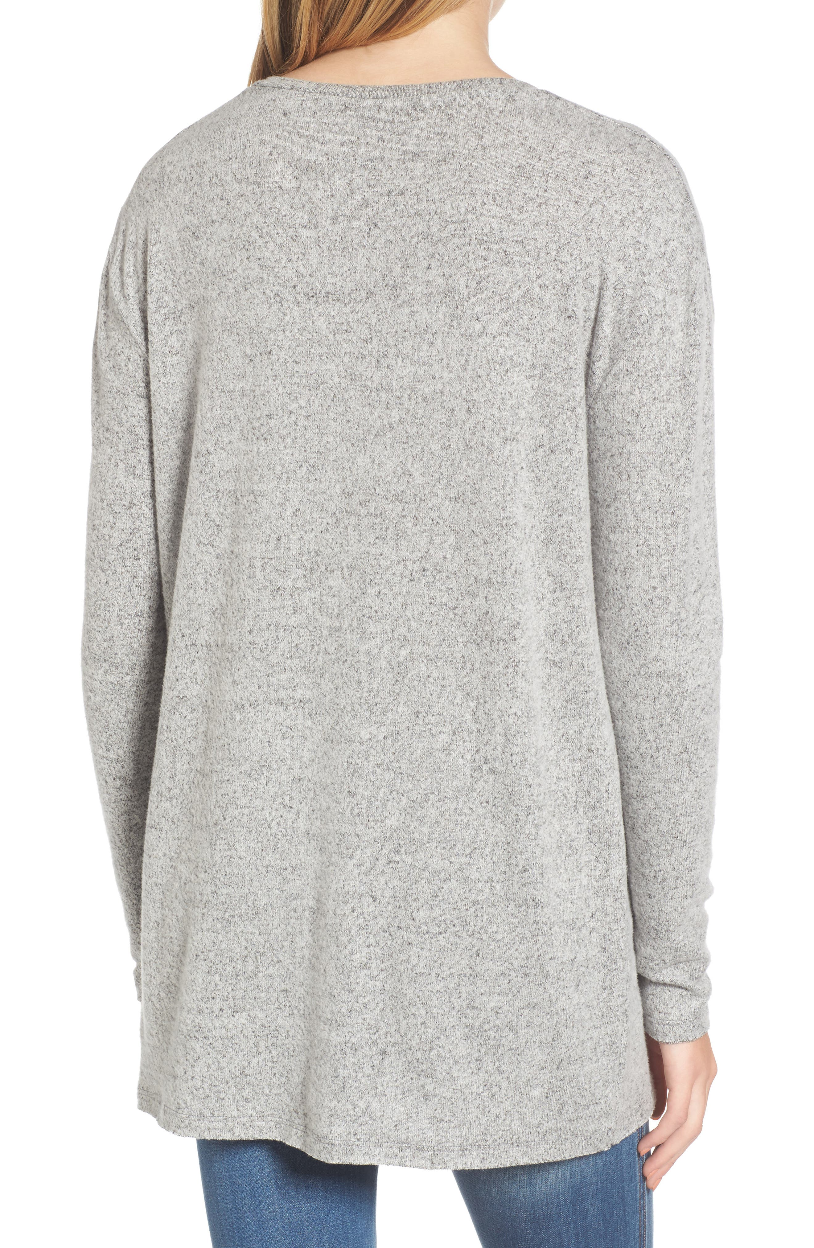 ,                             Cozy V-Neck Sweater,                             Alternate thumbnail 52, color,                             031