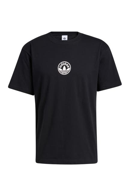 Image of adidas Circle Trefoil T-Shirt