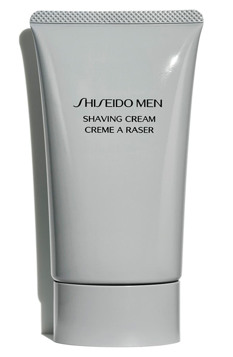 SHISEIDO Men Shaving Cream, Main, color, 000