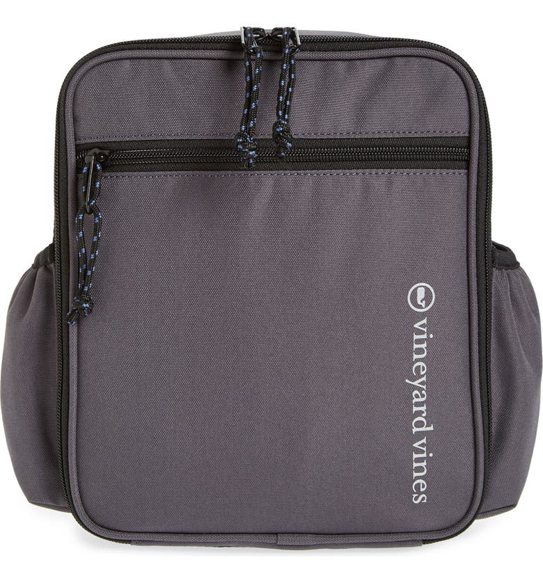 VINEYARD VINES Insulated Lunchbox, Main, color, EVENING SKY