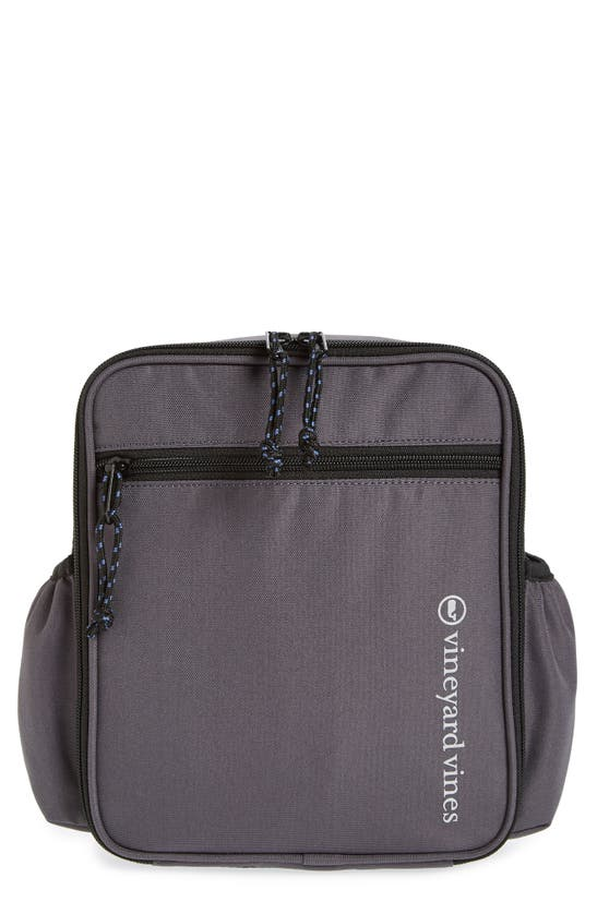 Vineyard Vines Kids' Insulated Lunchbox In Evening Sky