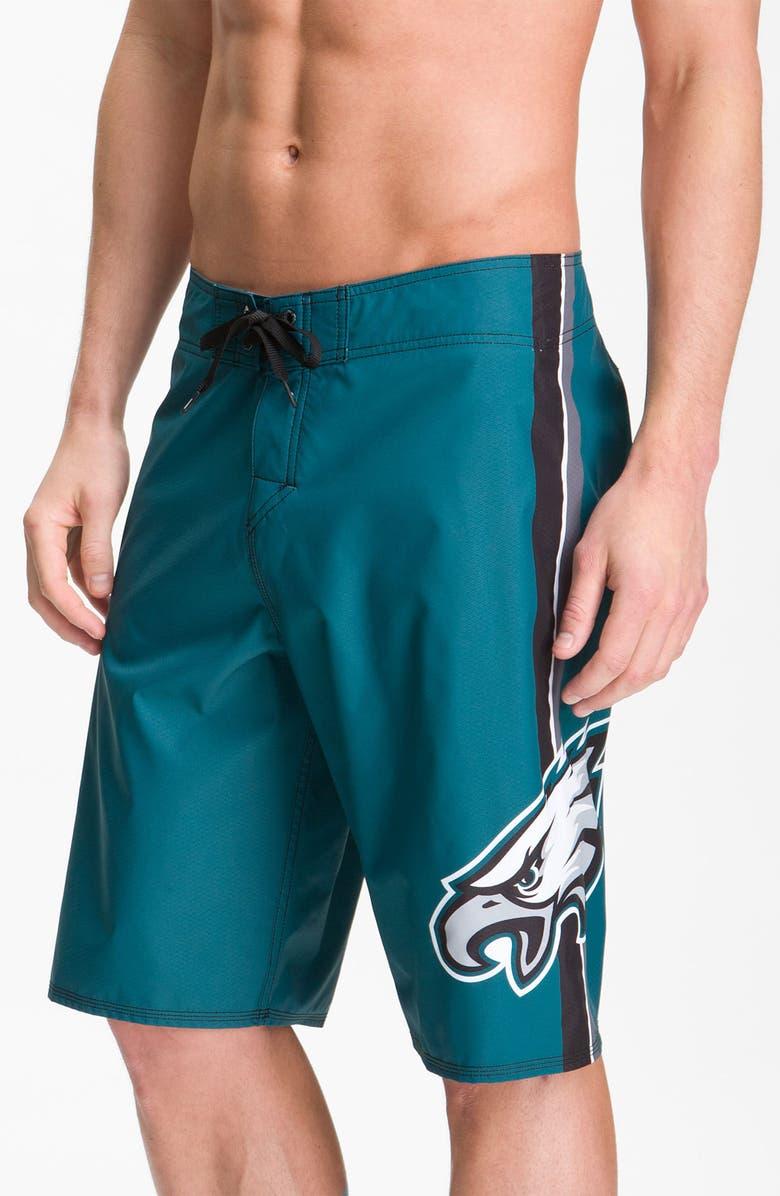 7f6d4204 Quiksilver 'Philadelphia Eagles' Board Shorts | Nordstrom