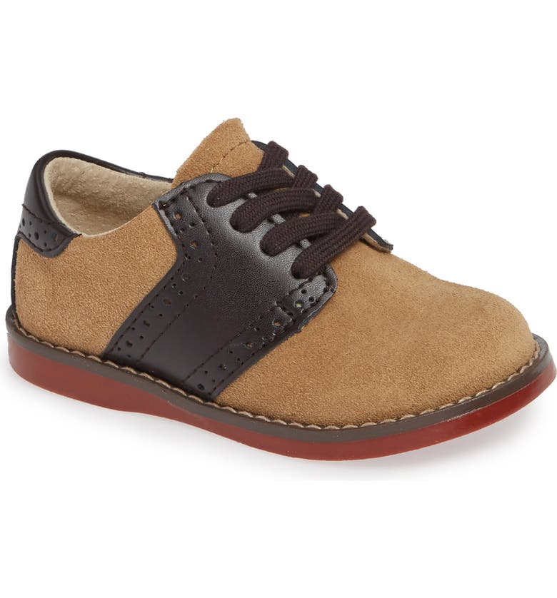FOOTMATES Connor Oxford, Main, color, DIRTY BUCK/ BROWN