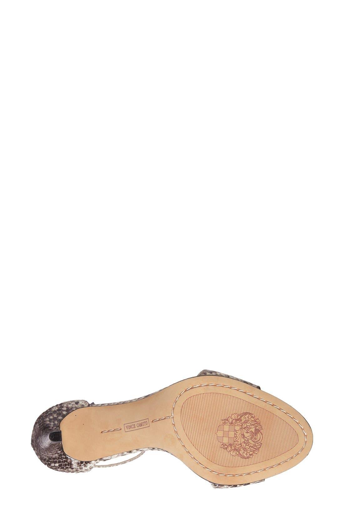 ,                             'Court' Ankle Strap Sandal,                             Alternate thumbnail 21, color,                             005