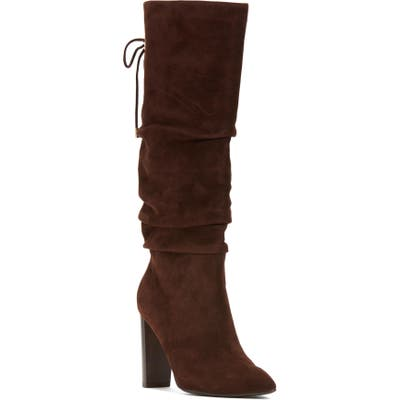 Paige Lilly Tall Boot, Brown