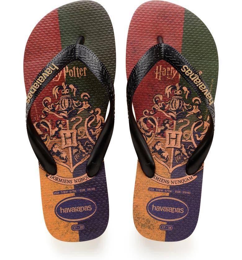 HAVAIANAS Top Harry Potter Flip Flop, Main, color, 601