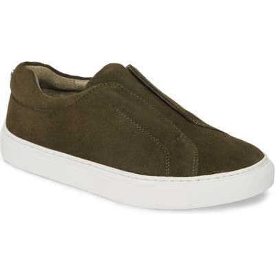Jslides Luv Slip-On Sneaker- Green