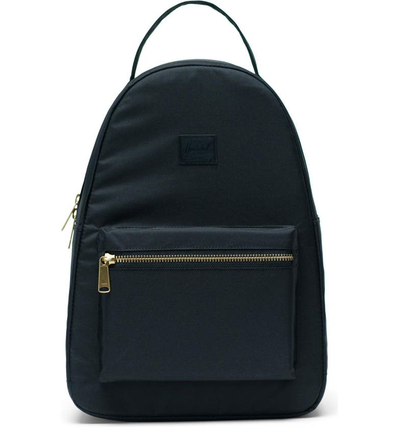 HERSCHEL SUPPLY CO. Mall Nova Backpack, Main, color, BLACK