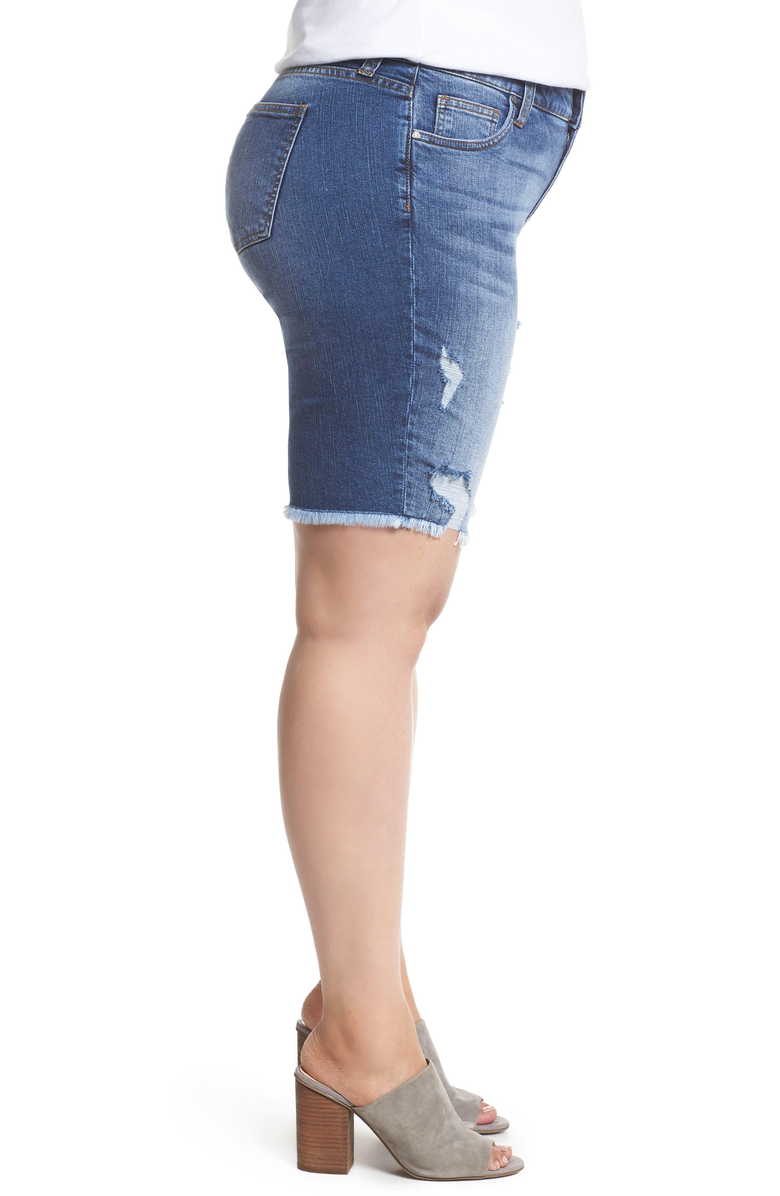 ,                             Sophie Bermuda Shorts,                             Alternate thumbnail 4, color,                             COMRADE