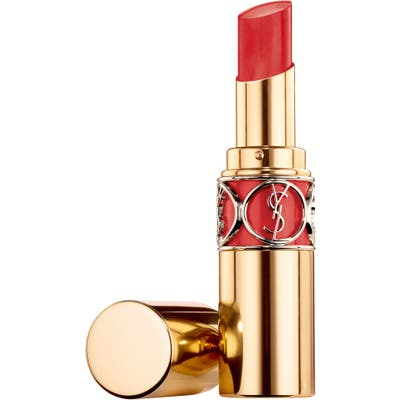 Yves Saint Laurent Rouge Volupte Shine Oil-In-Stick Lipstick - 81 Coral Aviator