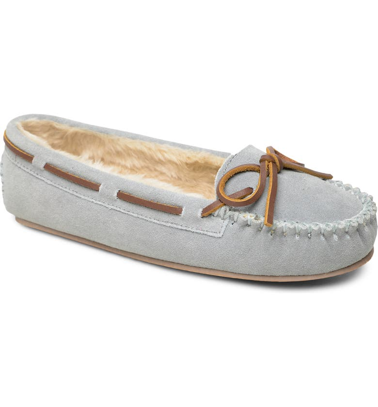 MINNETONKA 'Cally' Slipper, Main, color, 047