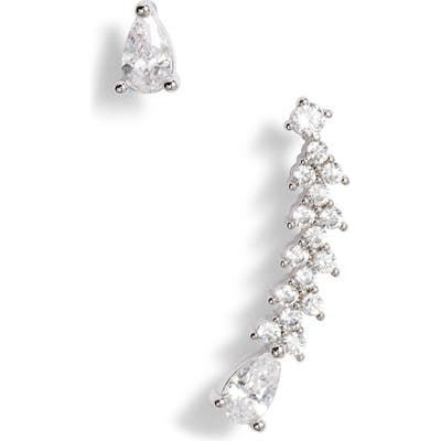 8 Other Reasons Caterina Ear Crawler & Stud Earrings
