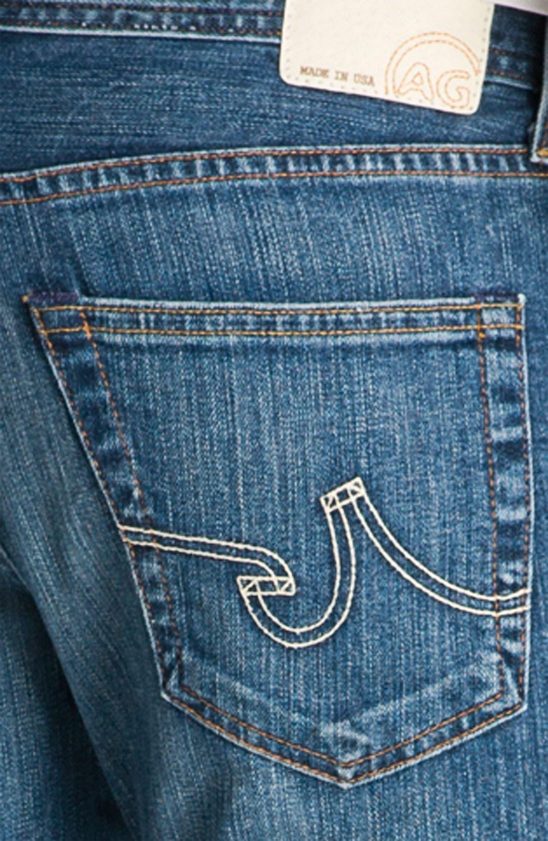,                             'Protégé' Straight Leg Jeans,                             Alternate thumbnail 31, color,                             423