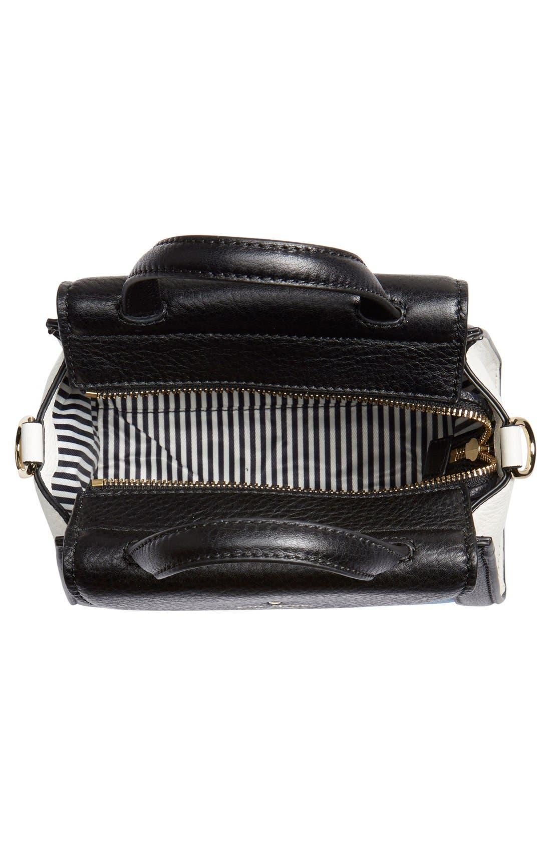 ,                             'cobble hill - small adrien' leather satchel,                             Alternate thumbnail 15, color,                             400