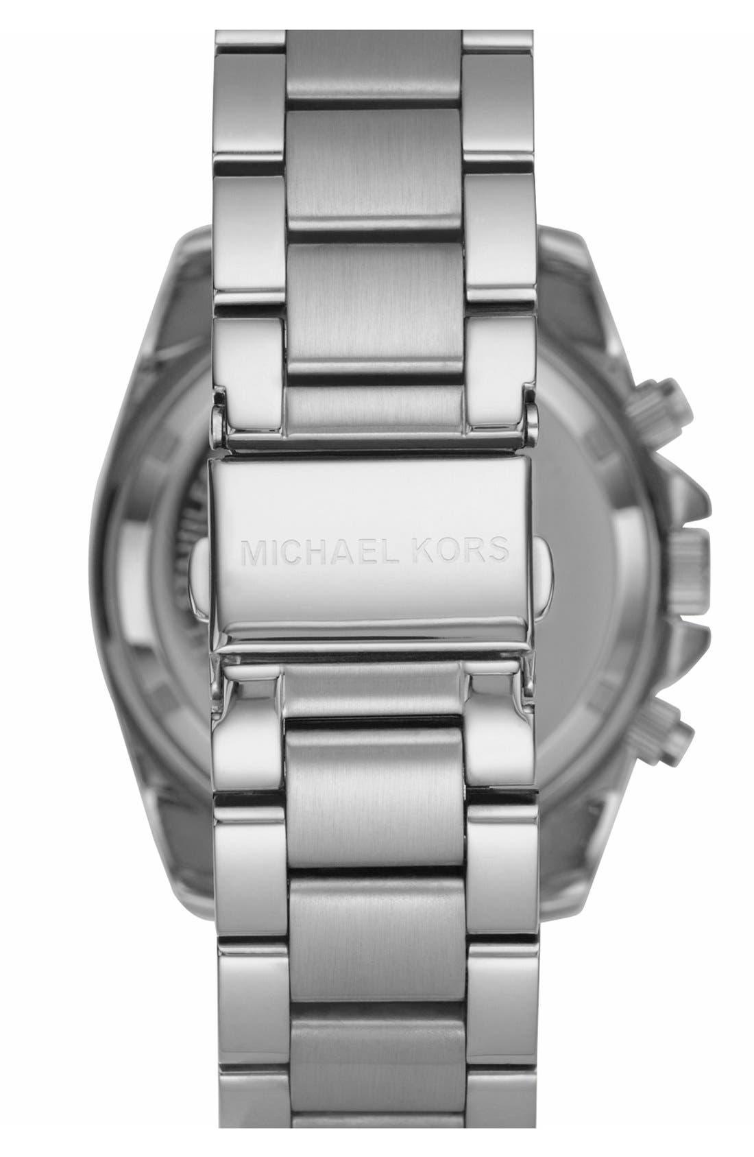 ,                             'Runway' Chronograph Watch, 39mm,                             Alternate thumbnail 8, color,                             040