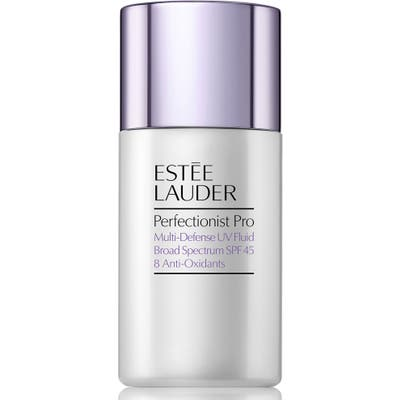 Estee Lauder Perfectionist Pro Multi-Defense Uv Fluid Spf 45 Sunscreen
