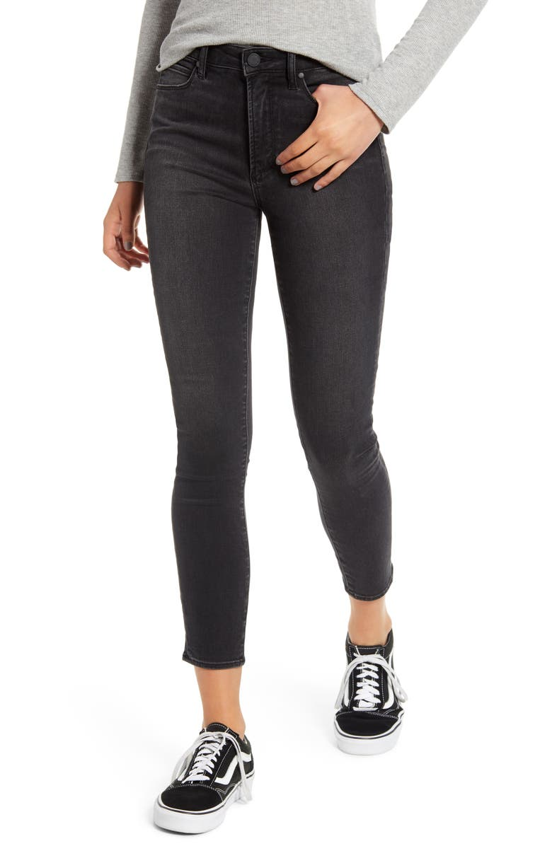 ARTICLES OF SOCIETY Heather High Waist Ankle Skinny Jeans, Main, color, FAIRFAX