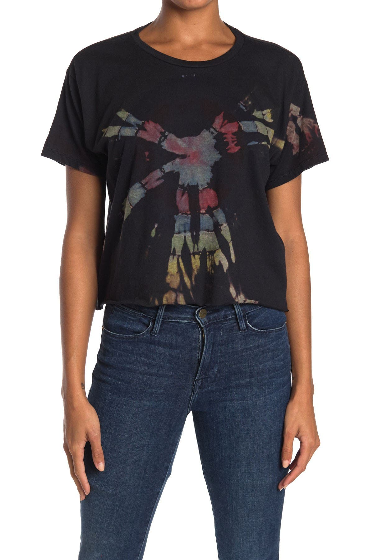 The Laundry Room Classic Crop Lounge T-Shirt
