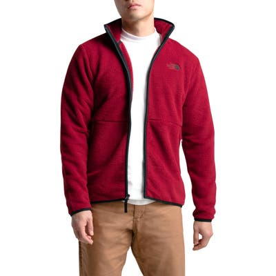 The North Face Dunraven Fleece Jacket, Red