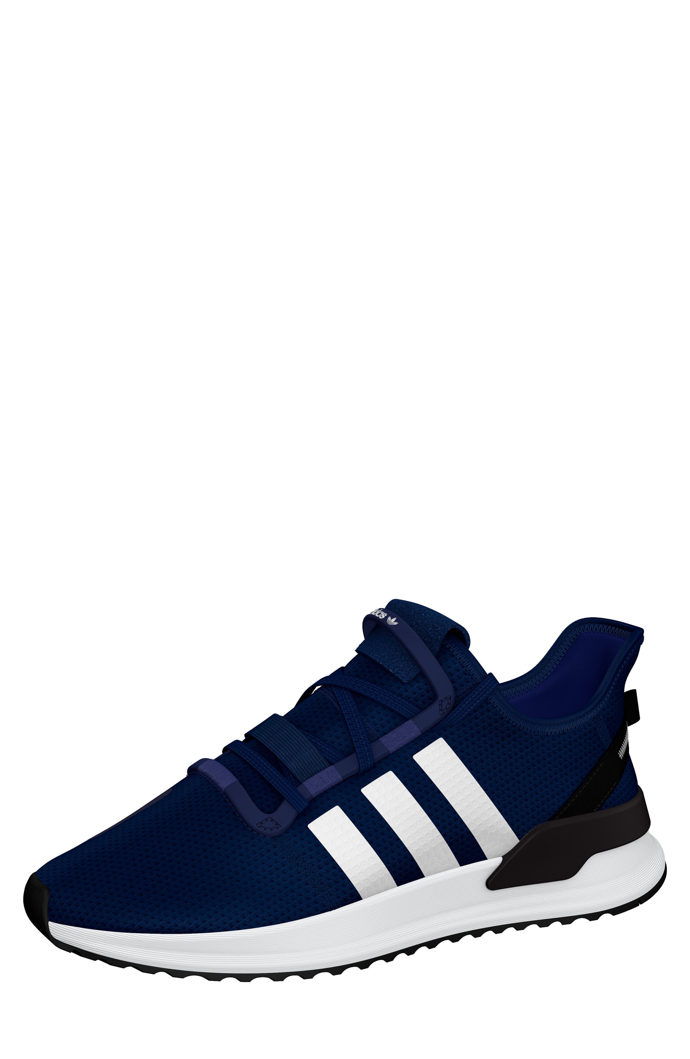 ,                             U-Path Run Sneaker,                             Alternate thumbnail 13, color,                             DARK BLUE/ WHITE