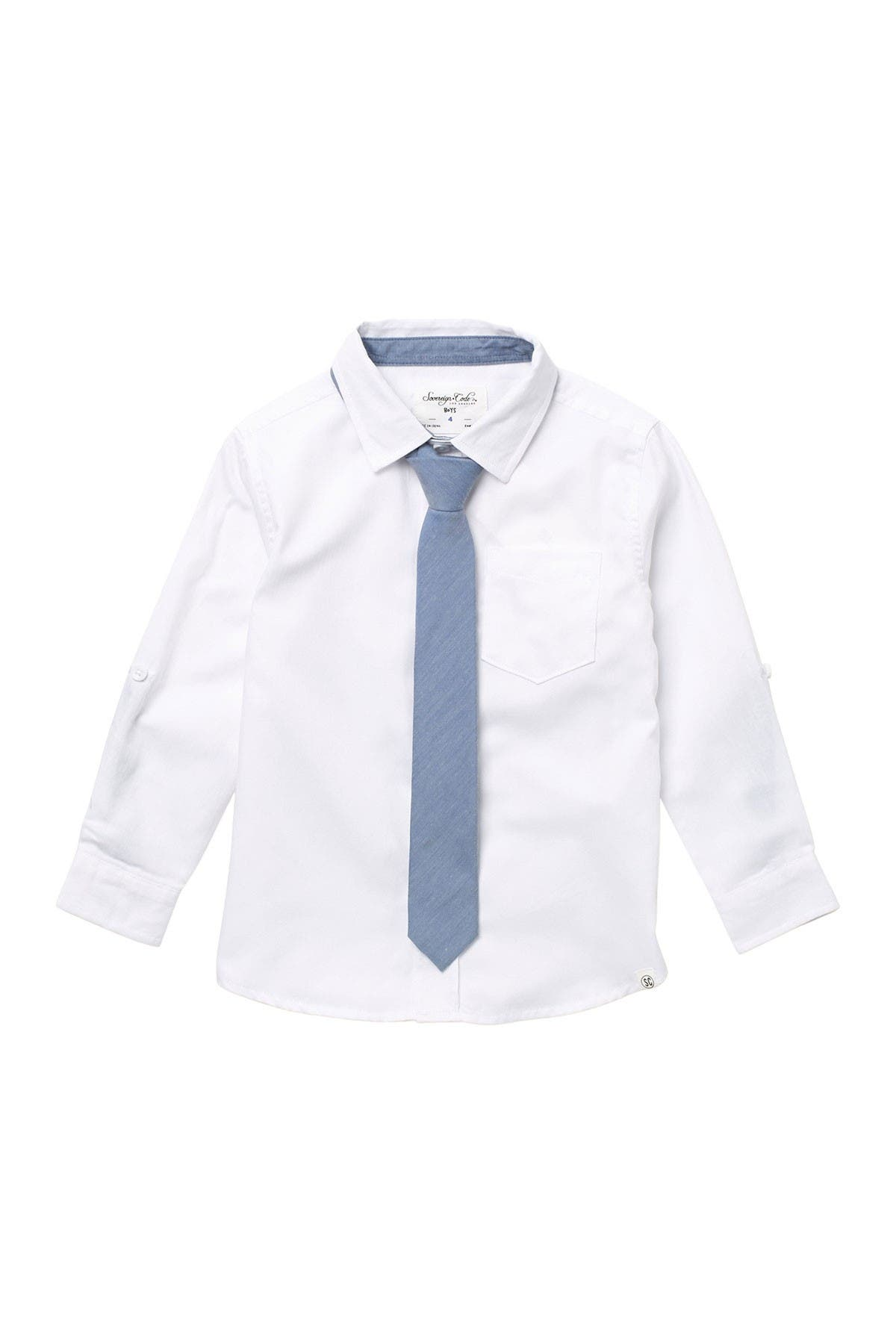 Image of Sovereign Code Shirt & Tie