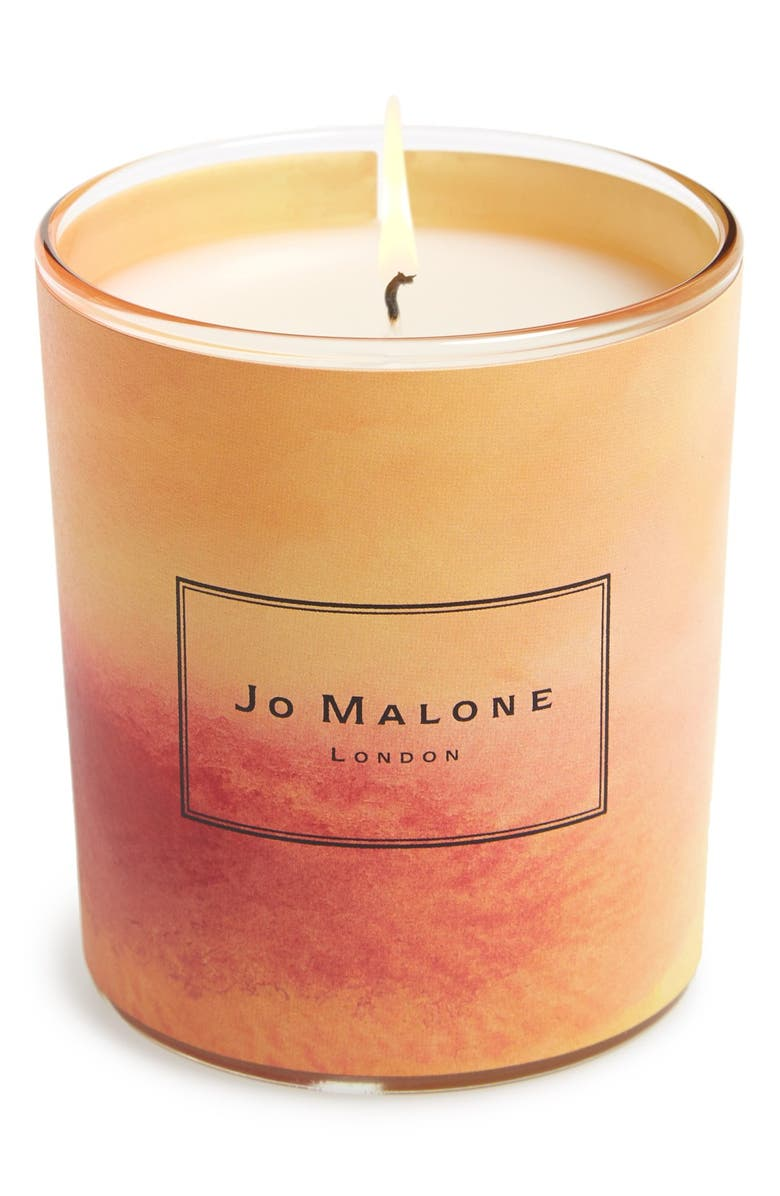 JO MALONE LONDON<SUP>™</SUP> Jo Malone<sup>™</sup> 'My Wanderlust - Cardamom & Moroccan Rose' Home Candle, Main, color, 000