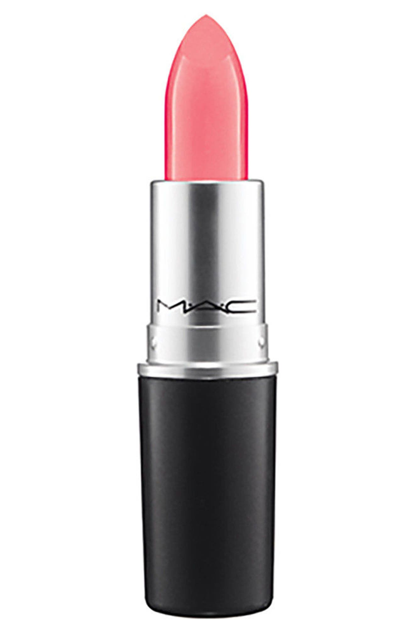 ,                             MAC Strip Down Nude Lipstick,                             Main thumbnail 71, color,                             094