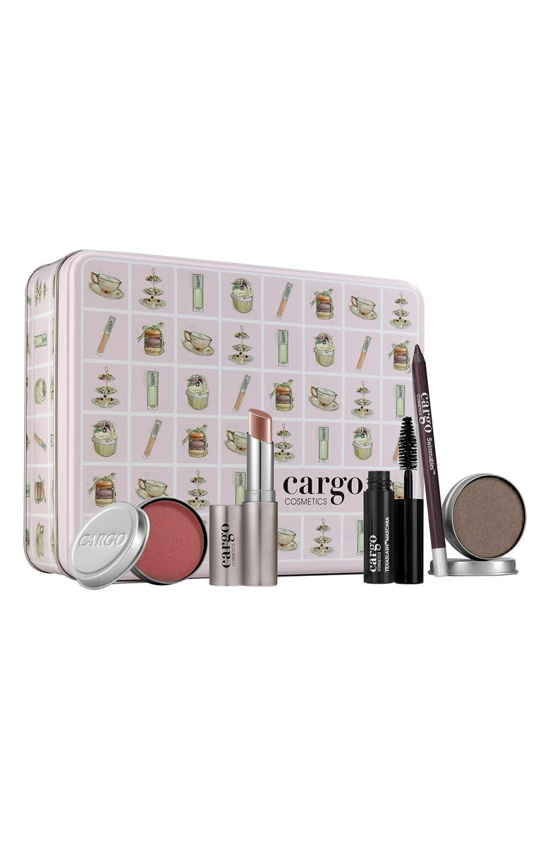 CARGO 'Suited to a Tea' Color Kit, Main, color, 000