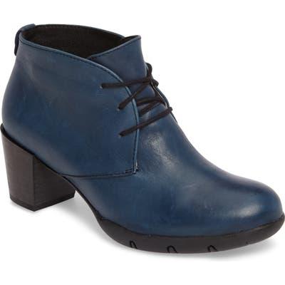 Wolky Bighorn Bootie - Blue