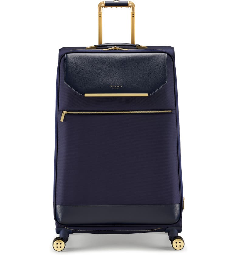 TED BAKER LONDON Large Albany 32-Inch Spinner Suitcase, Main, color, NAVY