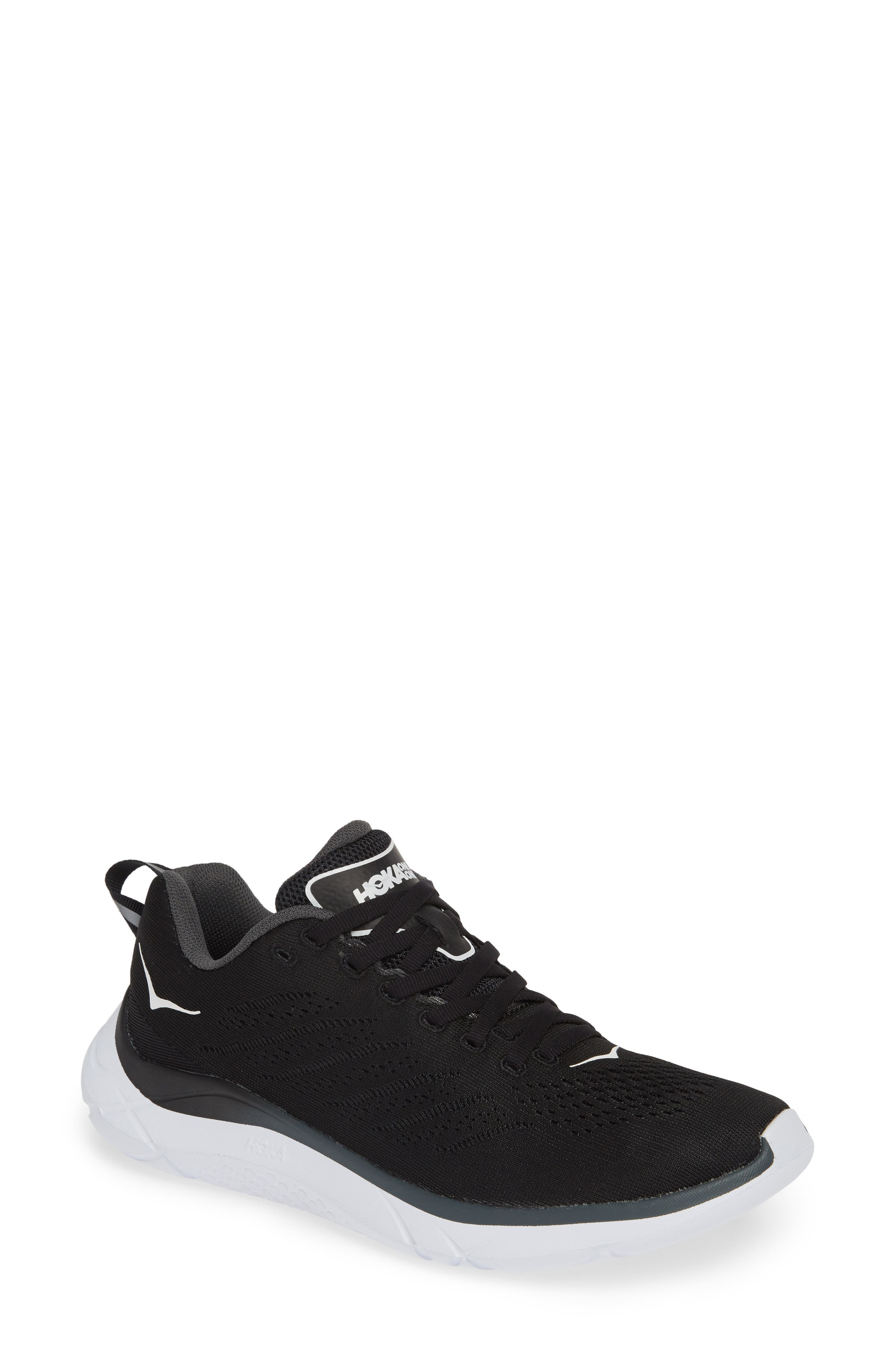 Hoka One One Hupana Em Sneaker- Black