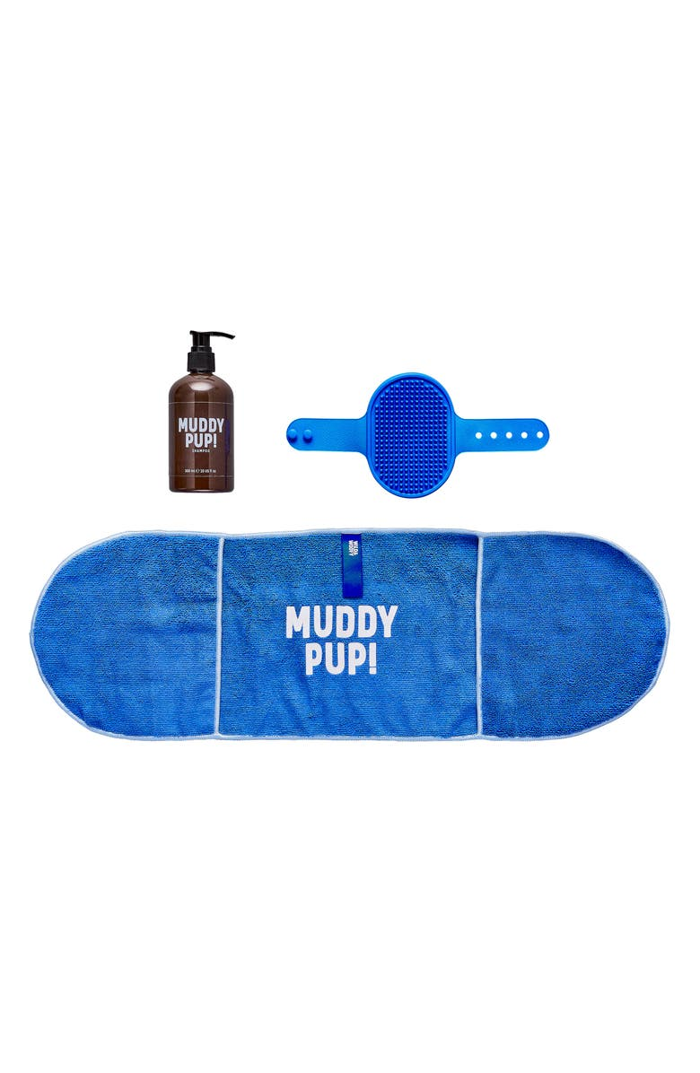 WILD AND WOOFY Wild & Woofy Dog Bath Set, Main, color, NONE