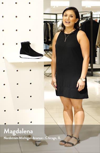 Betty Weatherproof Sneaker Bootie, sales video thumbnail