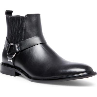 Steve Madden Auras Chelsea Boot- Black