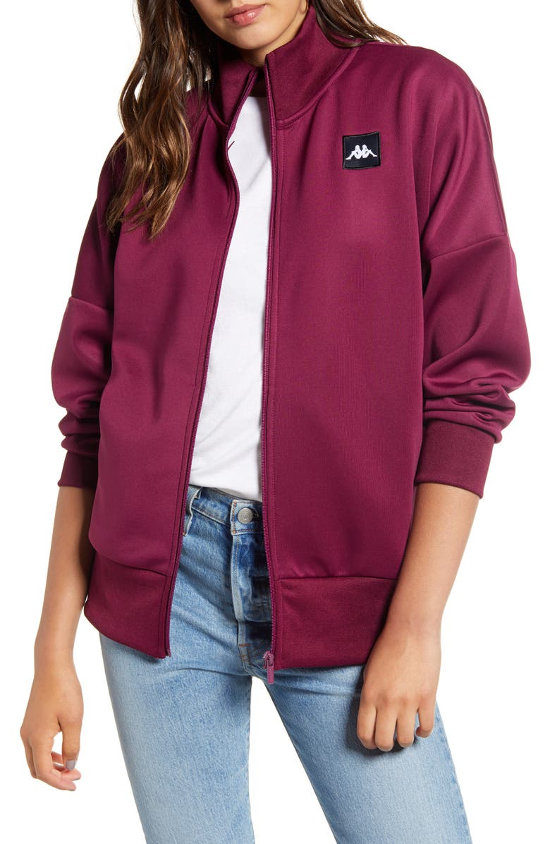 KAPPA Authentic JPN Bancu Track Jacket, Main, color, 500