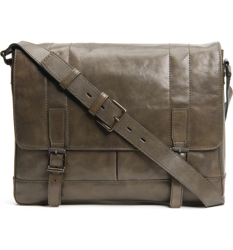 0018745ccd3 'Oliver' Leather Messenger Bag, Main, color, ...