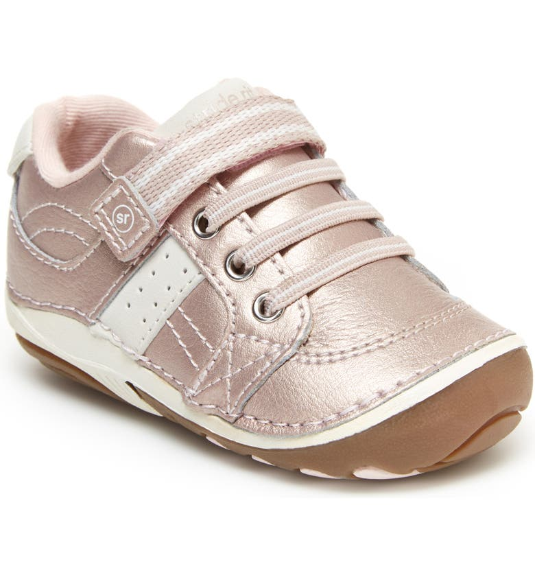 STRIDE RITE SRtech<sup>™</sup> Soft Motion<sup>™</sup> Artie Sneaker, Main, color, PINK