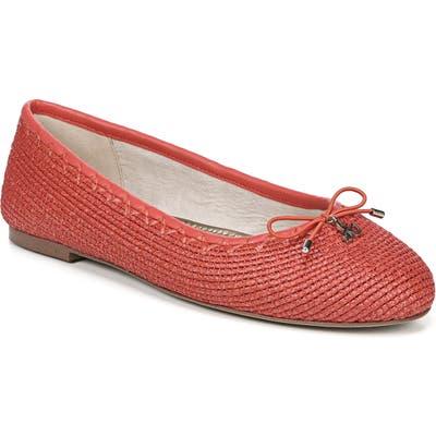 Sam Edelman Falcon Ballet Flat, Red