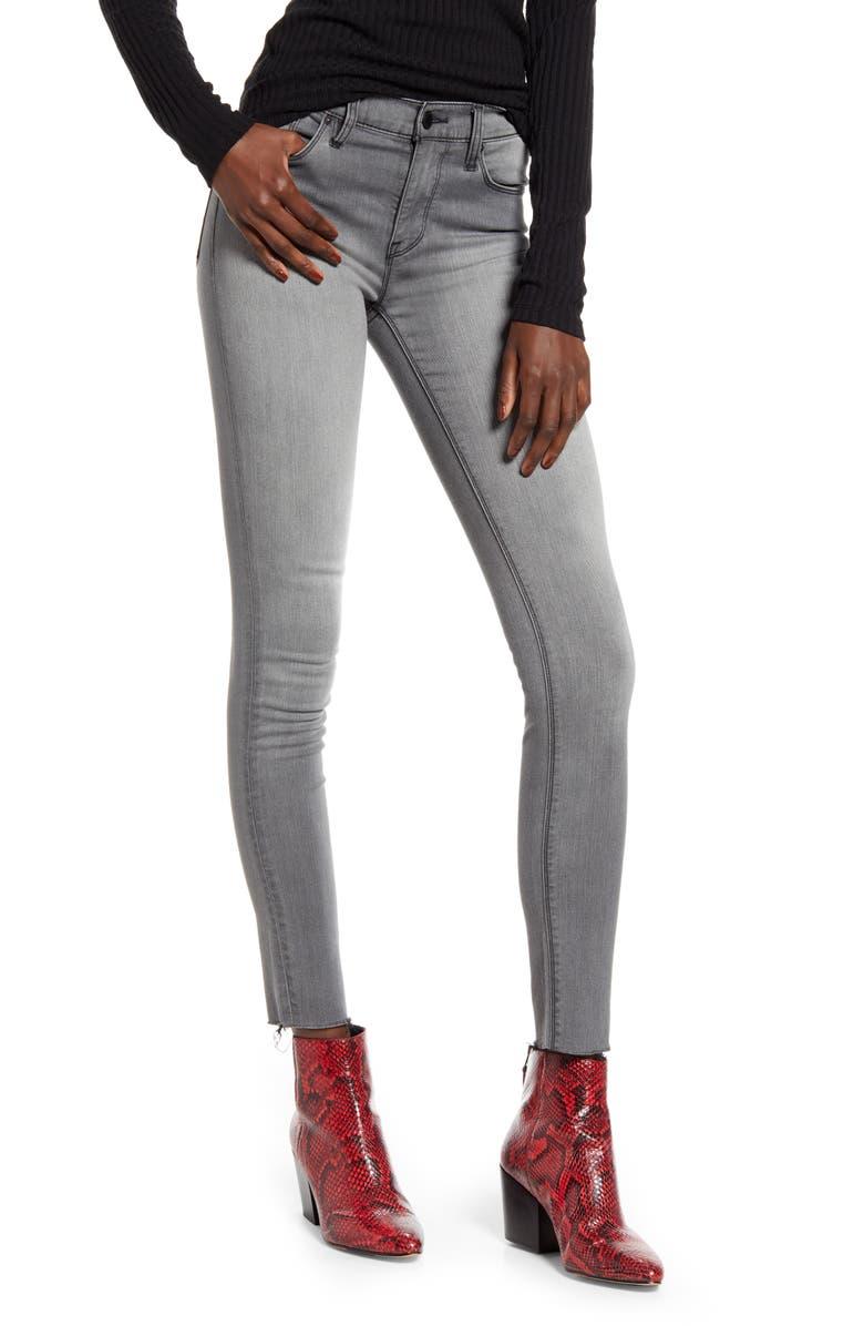 HUDSON JEANS Nico Super Skinny Ankle Jeans, Main, color, ARBORLEA