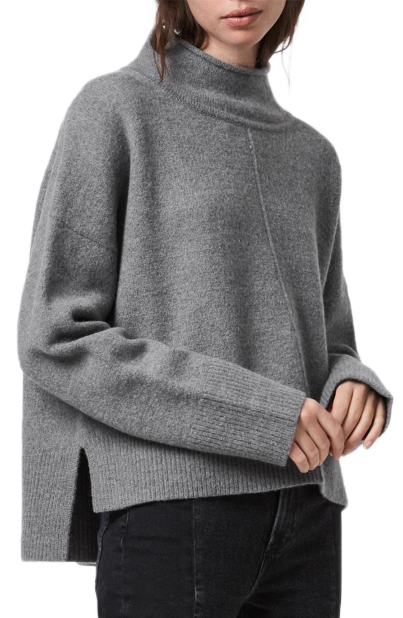ALLSAINTS Orsa Turtleneck Sweater   Nordstrom