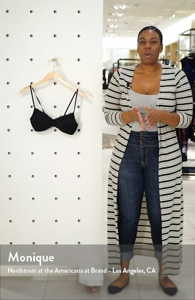 Suzanne Lace Padded Bralette, sales video thumbnail